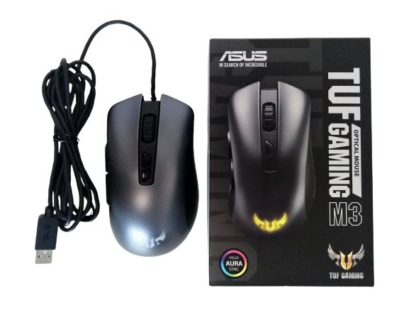 Mysz optyczna Asus Tuf Gaming M3