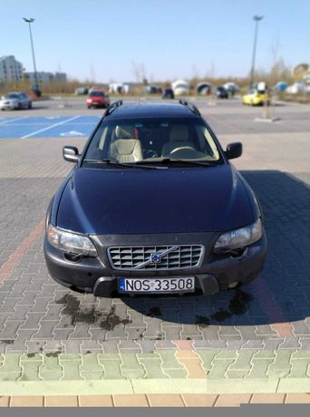 Volvo xc70 cross country