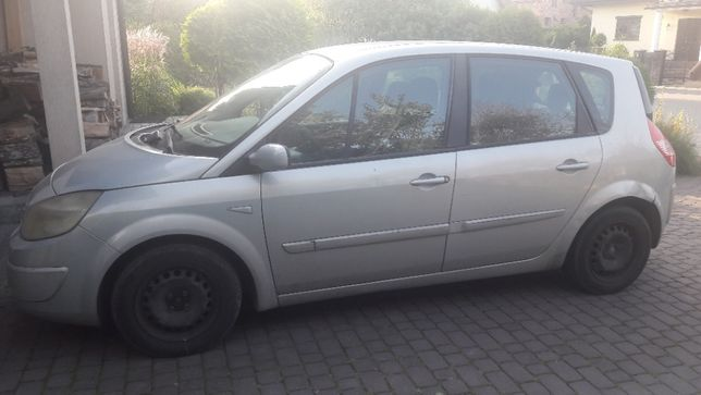 Samochód Renault Scenic