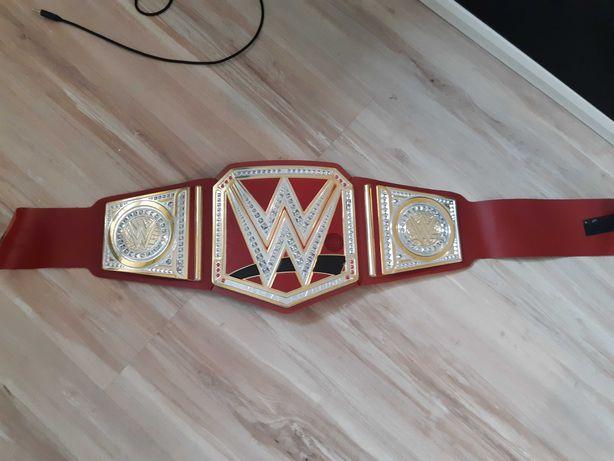 WWE pas mistrzowski