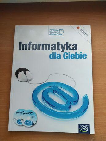 Informatyka dla ciebie podręcznik dla klas 1 - 3 gimnazjum Durka