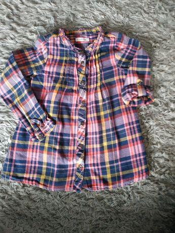 Bluzka dla dziewczynki w rozmiarze 116. SMYK.