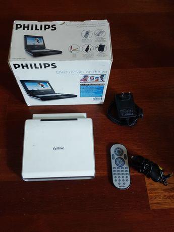 Odtwarzacz DVD Philips 720/00