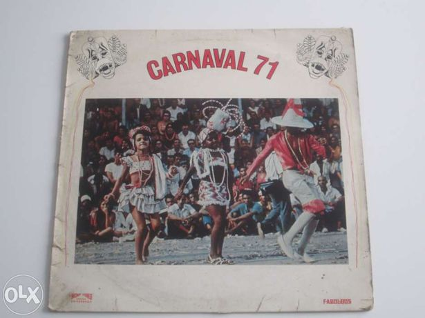 Disco de vinil, - Carnaval 71 (LP)
