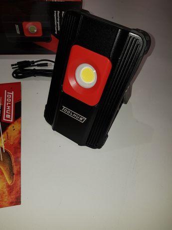 Projector / Lanterna / Gambiarra 1000Lm CobLed - PROMOÇÃO