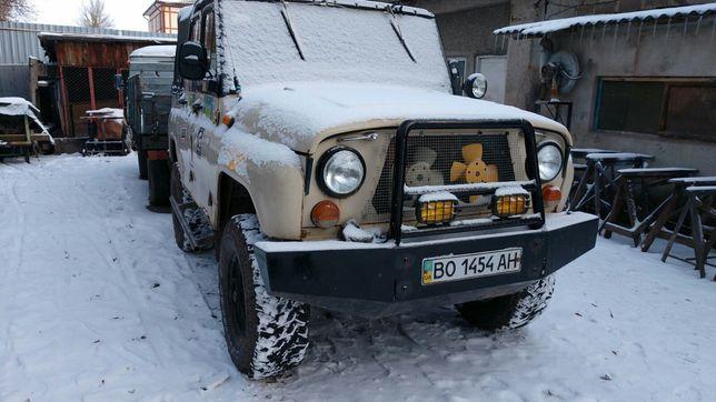 УАЗ 469 з мотором Газ66