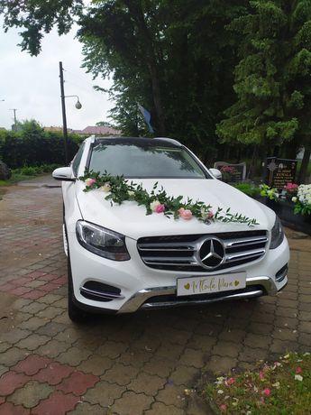 Auto do ślubu Mercedes GLC TANIO Ostrów wlkp, Kalisz , Krotoszyn Kępno