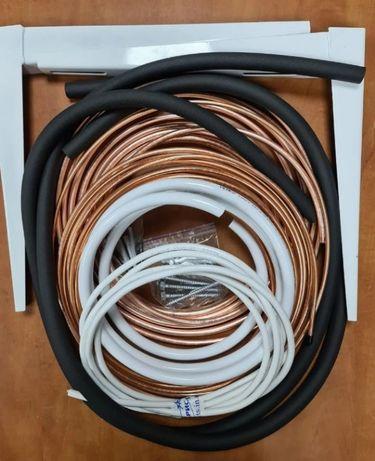 Монтажный комплект для установки кондиционера 7-ки, 9-ки, 12-ки