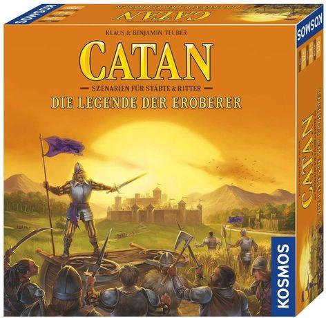 Die Siedler von Catan, Die Legende der Eroberer