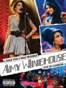 DVD Amy Winehouse I Told You I Was Trouble Live On London