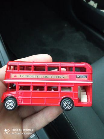 Motor Max,автобус, Лондон, машинка, модель