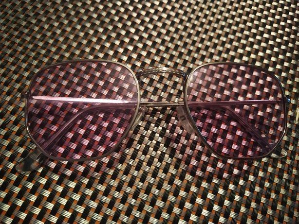 Очки прозрачные солнцезащитные имиджевые
