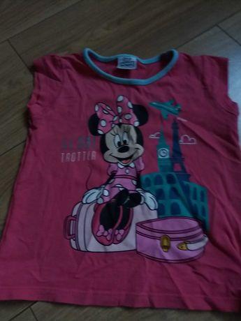 Koszulka bluzka krótki rękaw H&M
