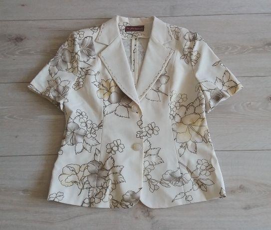 Летний костюм двойка платье и пиджак, 48, 50, 54, 56