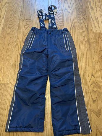 Spodnie narciarskie cool club 116 cm