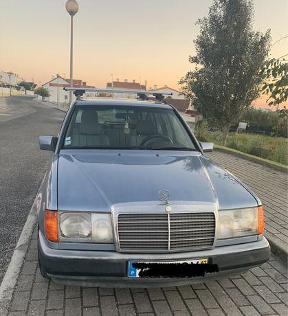 Carrinha Mercedes