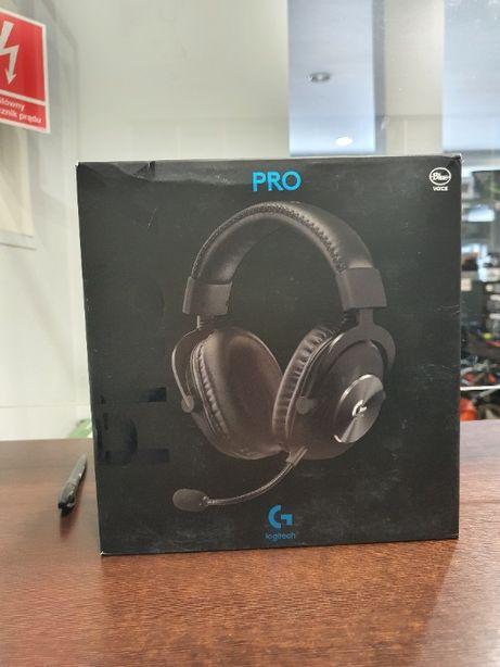 Słuchawki Logitech G PRO X Gaming