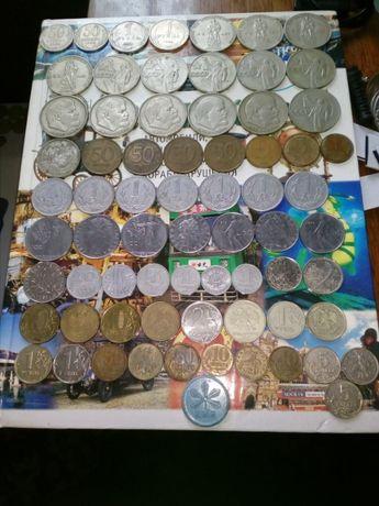 Монети на обмін