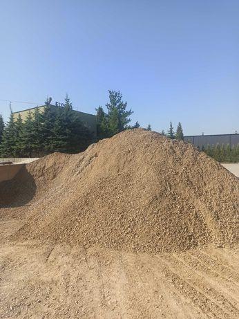 Kruszywa budowlane, piasek, grys , pospóła, kliniec, ziemia