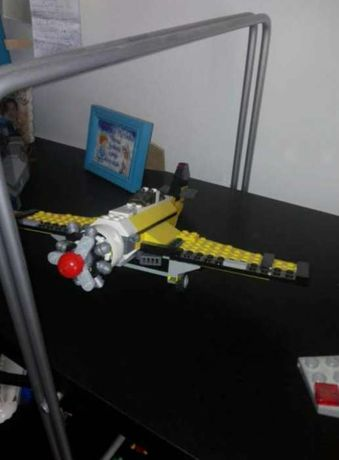 Avião Lego City/ Lego Star wars