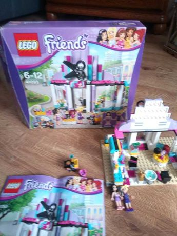 Klocki LEGO Friends, salon fryzjerski, 41093