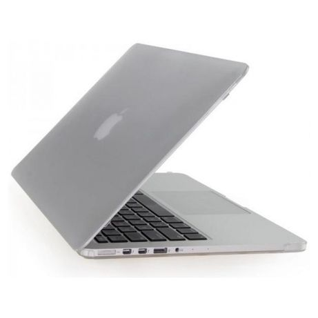 "Чехол HardShell Case for MacBook Pro 13.3"" (2016-2019) Crystal Gray"