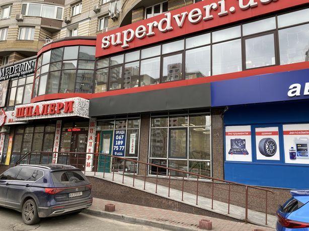 Аренда помещения с новым ремонтом на ул. А. Ахматовой