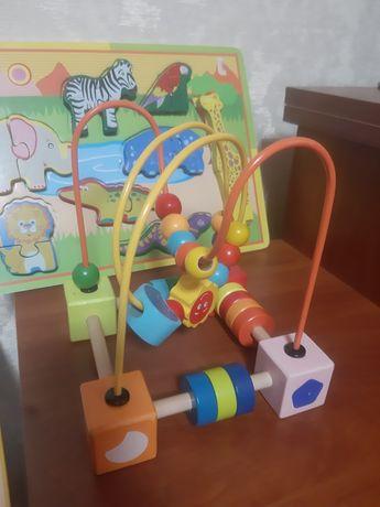 Развивающиеся игрушки для малышей