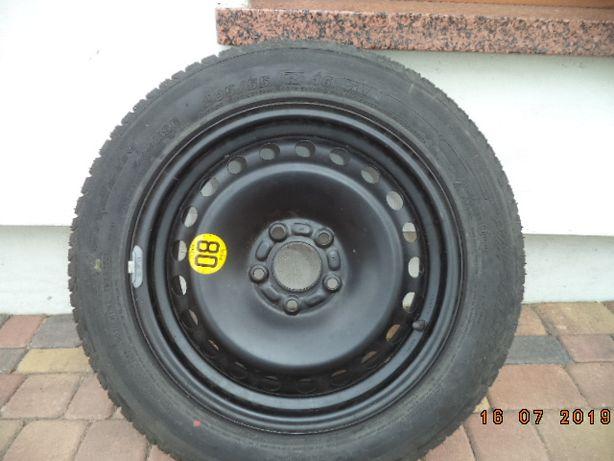 Nowe koło zapasowe R 16 z oponą Michelin 205/55