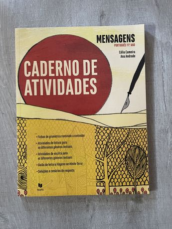 Caderno atividades portugues 11 ano