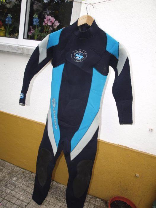 Equipamento de mergulho Glória E Vera Cruz - imagem 1