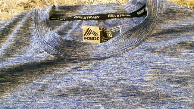Koszulka tshirt sportowy RBX XTRAIN rozm.M niebieska