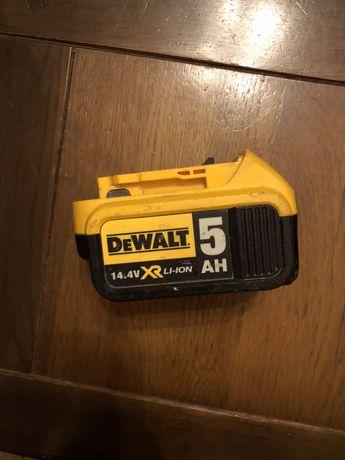 Dewalt батарея DCB144 14.4v 5.0Ah