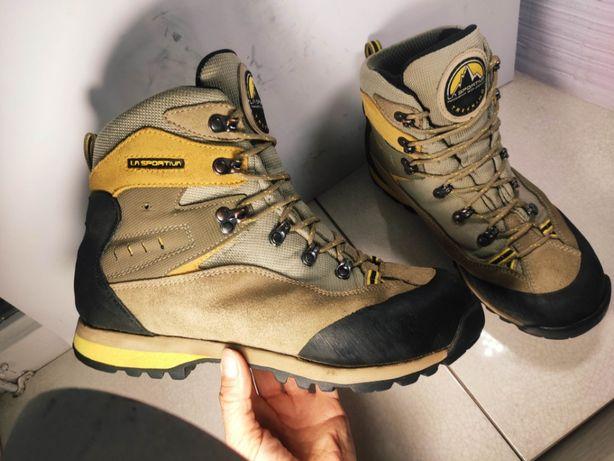 Ботинки мужские треккинговые LaSportiva 41,5 р 26,5 см оригинал