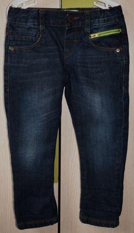 Marks&Spencer przecierane jeansy rurki r_98