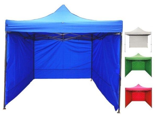 Namiot pawilon ogrodowy MOCNY 2X3 29kg niebieski