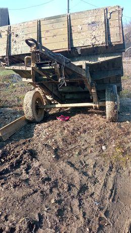 Продам прицеп для тракторів