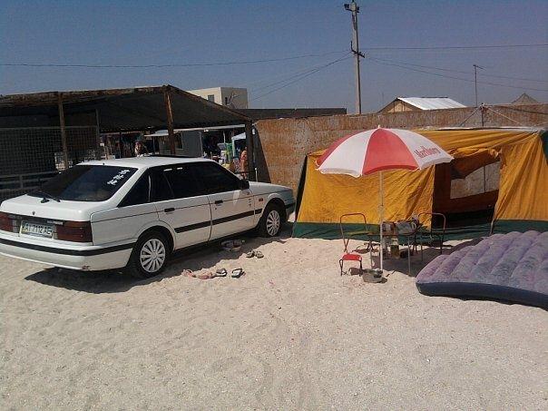 Палатка большая туристическая