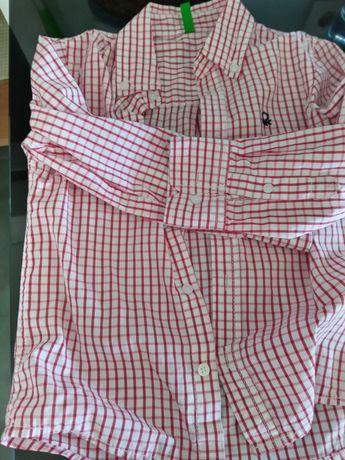 camisa benetton muito gira!!