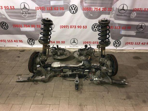 Рейка диск ступица суппорт пружина цапфа VW Passat B6 рычаг Пасат Б6
