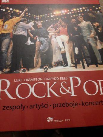 """Unikatowy album muzyczny """"Rock&Pop"""""""
