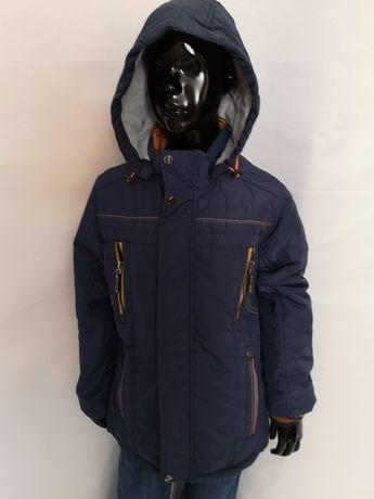 70% скидки. Демисезонная куртка на мальчика (134 - 152 рост)