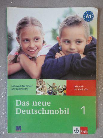 Учебник Das neue Deutschmobil 1 Lehrbuch + mp3 audio