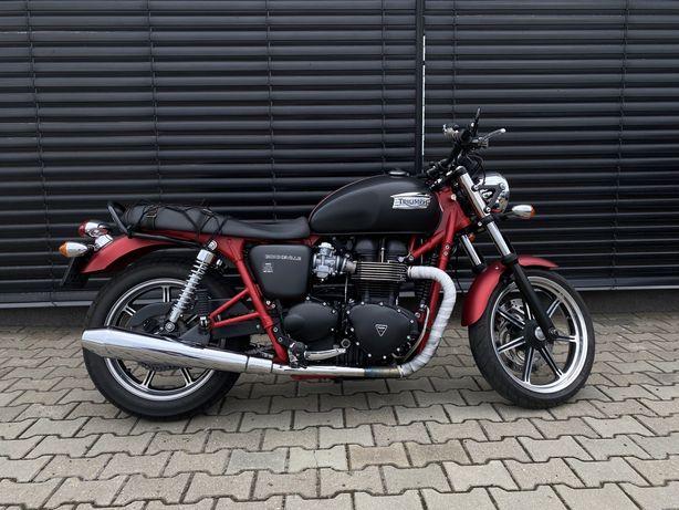Triumph Bonneville limitowana edycja Red Frame