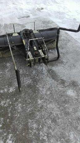 Odśnieżarko zamiatarka do traktorka Tielburger TK520