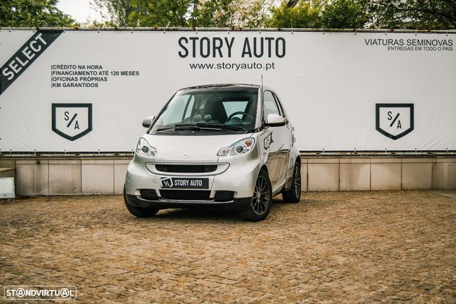 Smart ForTwo 1.0 mhd Pure 71