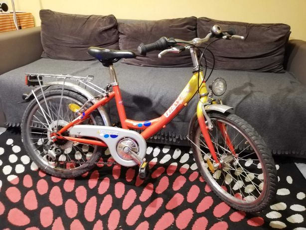 Polski rower dla dziewczynki 20'' Sprick