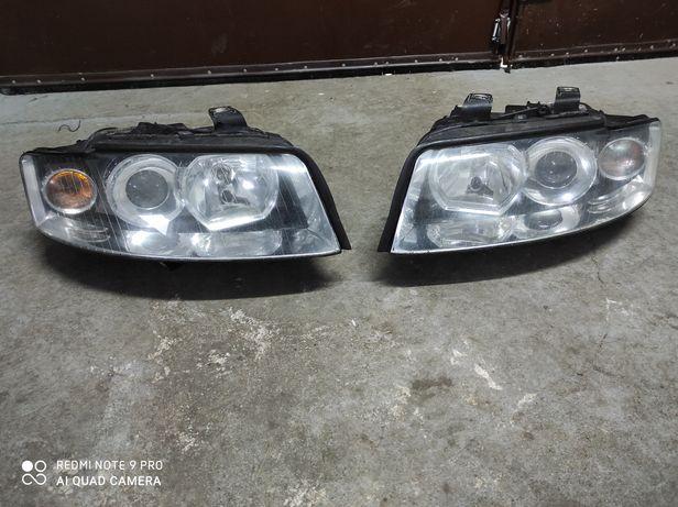 Lampy Audi A4 B6