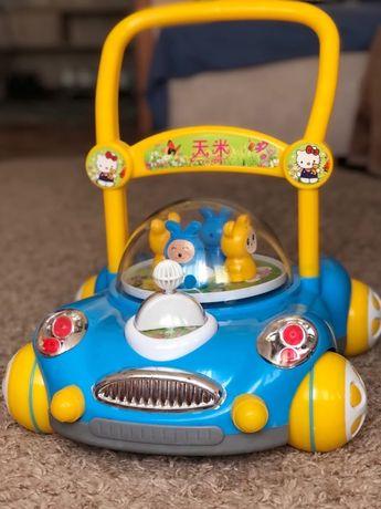 Продам детские музыкальные ходунки