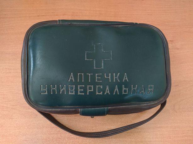 Аптечка СССР.